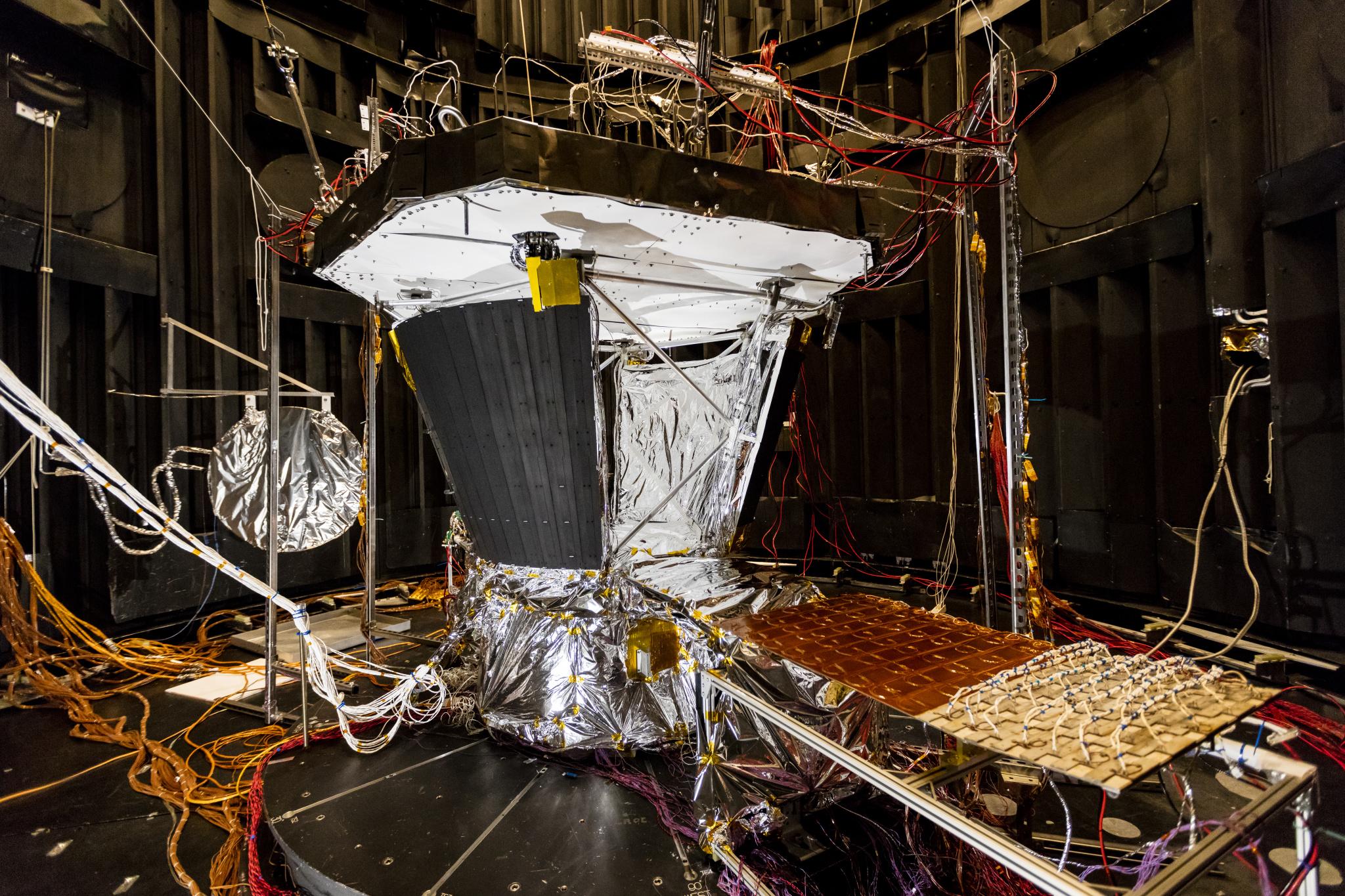 Parker Solar Probe Cool Power